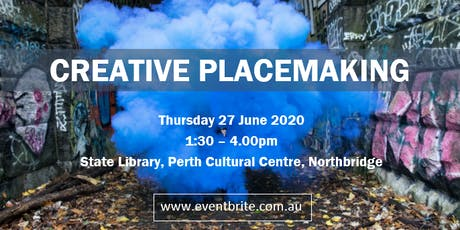 Creative Placemaking tickets