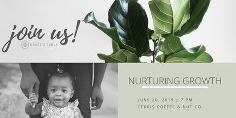 Nurturing Growth: the basics with Peace & Toil tickets