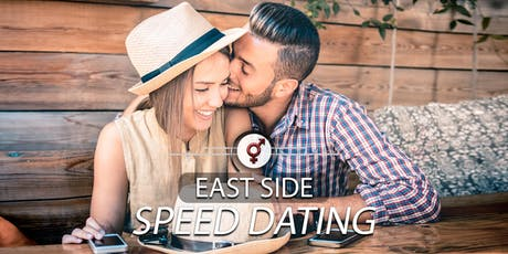 East Side Speed Dating | Age 24-35 | July tickets