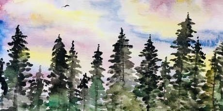 Watercolor For Kids, Three Day Workshop, Ages 9-13 tickets
