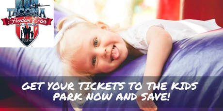 Tacoma Freedom Fair Kids Park tickets