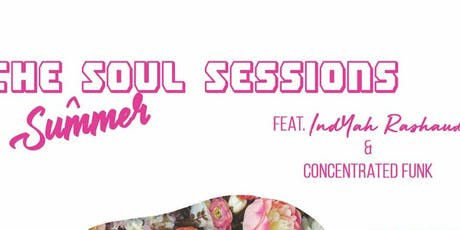 The Summer Soul Sessions tickets