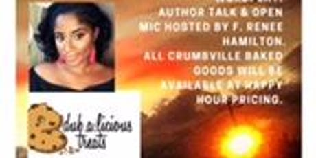 Stuffed Cups & Stimulation : Author Talk, Open Mic, Dope Vibes & Baked Goods tickets
