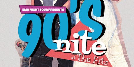 90's Nite at The Ritz tickets