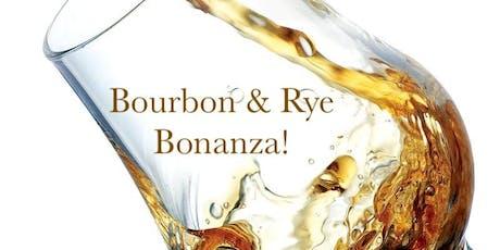 Bourbon & Rye Bonanza tickets