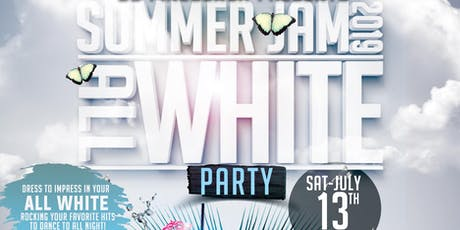 Summer Jam 2019 | All White Party! tickets