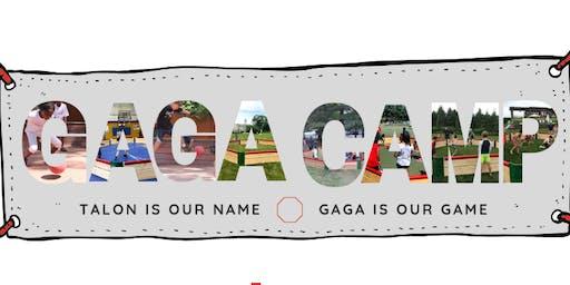 Gaga Ball Camp