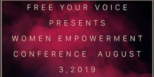Free your voice conference