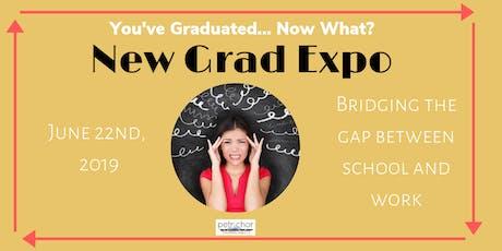 New Grad Expo tickets