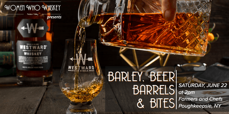 Barley, Beer, Barrels and Bites: the Making of Westward Whiskey tickets