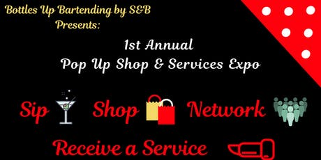 Pop Up Shop and Services Expo tickets