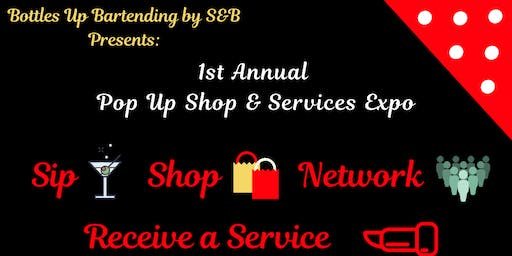 Pop Up Shop and Services Expo
