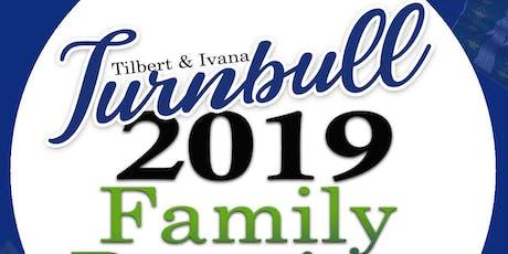 2019 Turnbull Family Reunion tickets