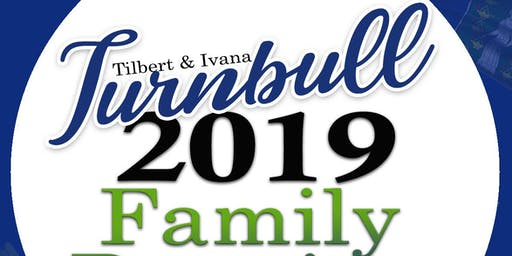 2019 Turnbull Family Reunion