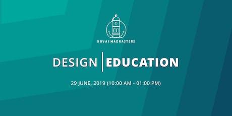 DESIGN | EDUCATION (10th Design Meetup) tickets