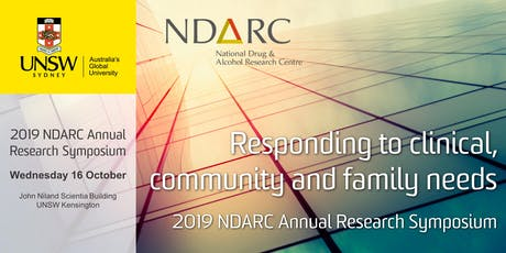 NDARC 2019 Annual Research Symposium tickets