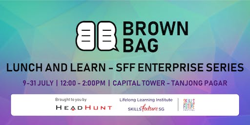 Brown Bag @ Tanjong Pagar: Leading Digital Transformation – Artificial Intelligence - SMU LKCSB
