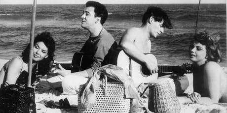 """The Girl From Ipanema"" Brazilian Jazz, Jobim & Bossa Nova Celebration tickets"