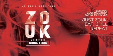LA Zouk Marathon 2020 tickets