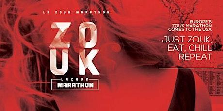 LA Zouk Marathon 2021 tickets