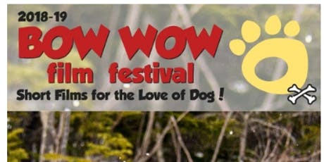 Bow Wow Film Festival Fundraiser tickets
