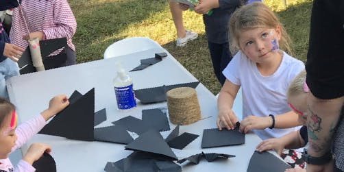 Art in the Park-Batty for Bats