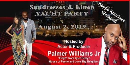 Sundresses & Linen Yacht Party