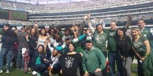 Group Trip to Jets Football Game VS Patriots w/All Inclusive Tailgate Party
