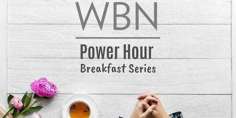 WBN Power Hour Breakfast w/ Katherine Cooligan tickets
