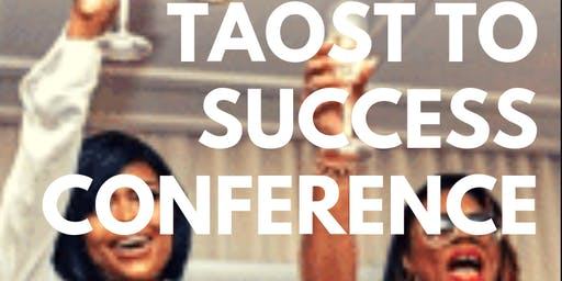 Toast to success  (women conference)