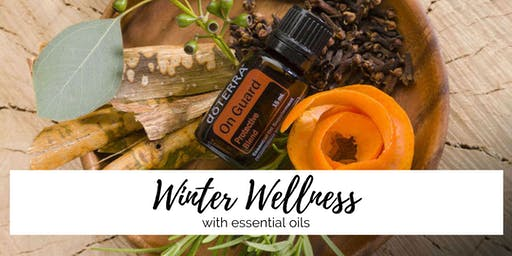 Winter Wellness with Essential Oils