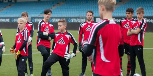 Free Goalkeepers Event For Kids In Enfield - 2019 Launch