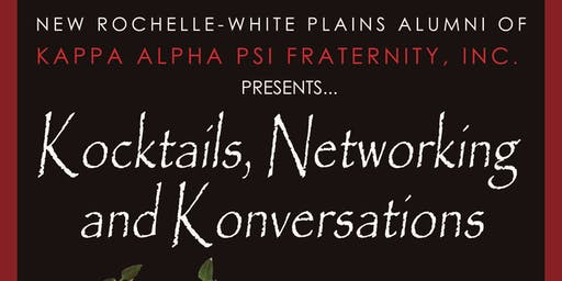 Kocktails, Networking, & Konversations