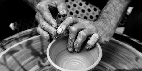 MUD THERAPY Pottery Class! tickets