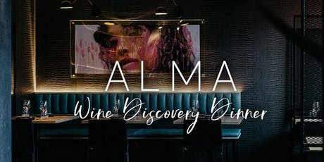 Wine Discovery Dinner at ALMA  tickets