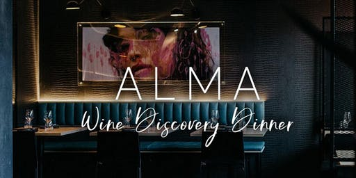 Wine Discovery Dinner at ALMA