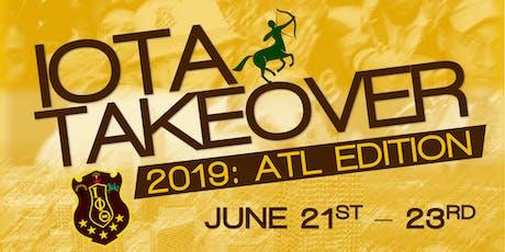 IOTA TAKEOVER 2019: ATL EDITION  tickets