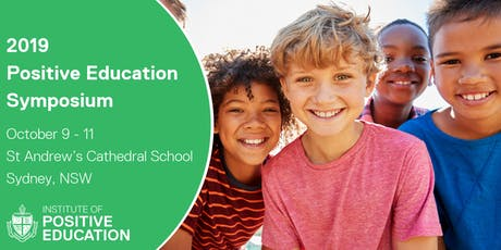 Positive Education Symposium, Sydney (9-11 October, 2019) tickets