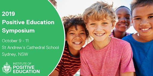 Positive Education Symposium, Sydney (9-11 October, 2019)