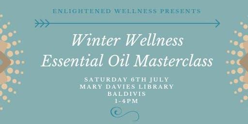Winter Wellness Essential Oil Masterclass