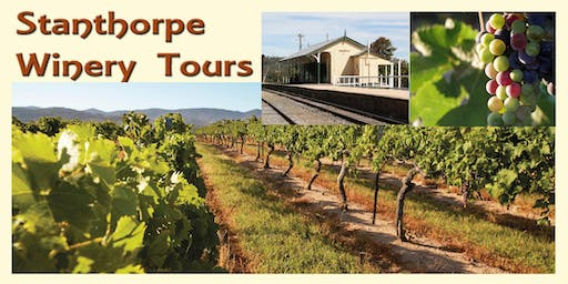 Warwick Stanthorpe Warwick - Optional Stanthorpe Winery Tours and Lunch