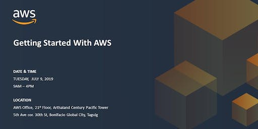 AWS Basic Workshop - Getting Started with AWS - July 9, 2019