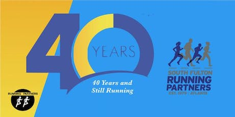 South Fulton Running Partners 40th Anniversary Celebration tickets
