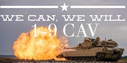 1-9 CAV Battalion Ball