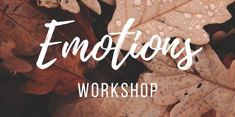 Emotions Workshop tickets