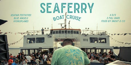 Seaferry Boat Cruise tickets