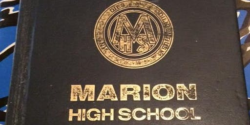Marion High School Class of 1989 Reunion