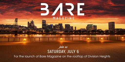 Bare Magazine Launch Party