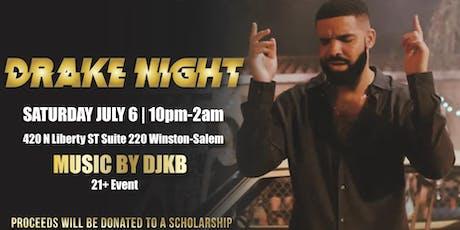 Drake Night tickets