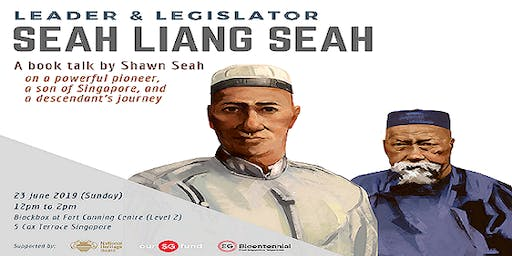 Leader & Legislator - Seah Liang Seah : A Book Talk & Engagement Session